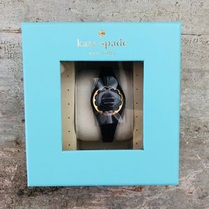 ♥️ Kate Spade ♥️ Black & Gold Activity Tracker